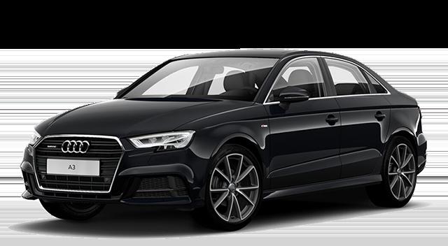 2018 Audi A3 Black