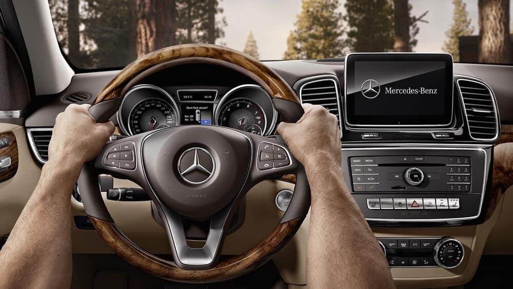 2018 Mercedes-Benz GLE 400 interior