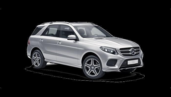 2018 Mercedes-Benz GLE Main white background image