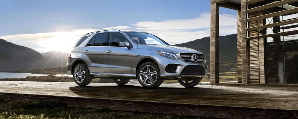 2018 Mercedes-Benz GLE side exterior