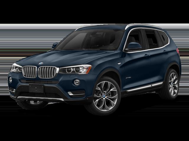 2017 BMW X3 canada