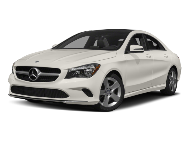 2018 Mercedes-Benz CLA CLA 250 Coupe CA
