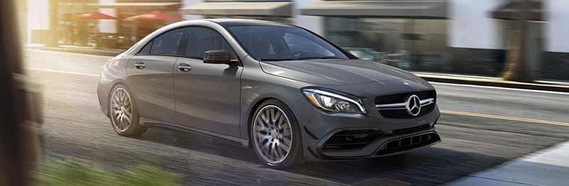 2018 Mercedes-Benz CLA Canada Technology