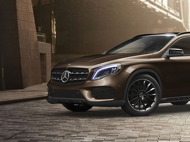 2020 GLA 250 4MATIC SUV