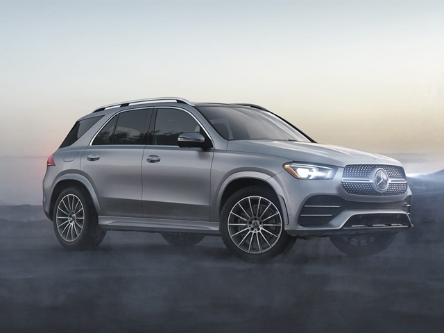 2020 GLE 350 4MATIC SUV