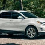 certified pre-owned Chevy Equinox