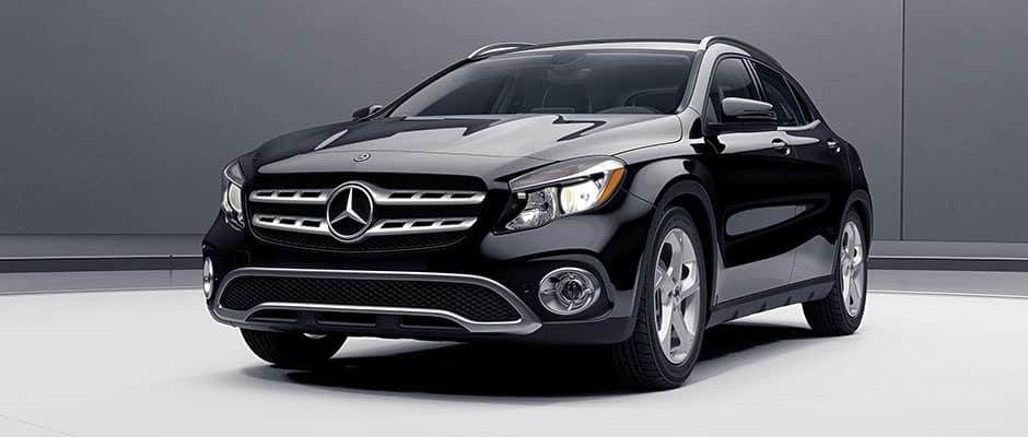 2018 GLA 250 SUV 4MATIC®