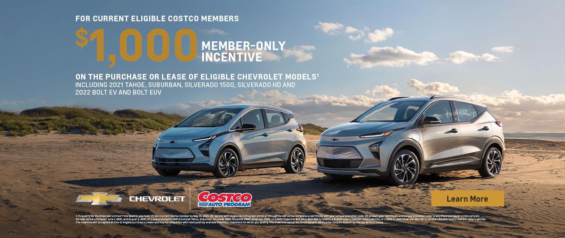 $1,000 Member Incentive