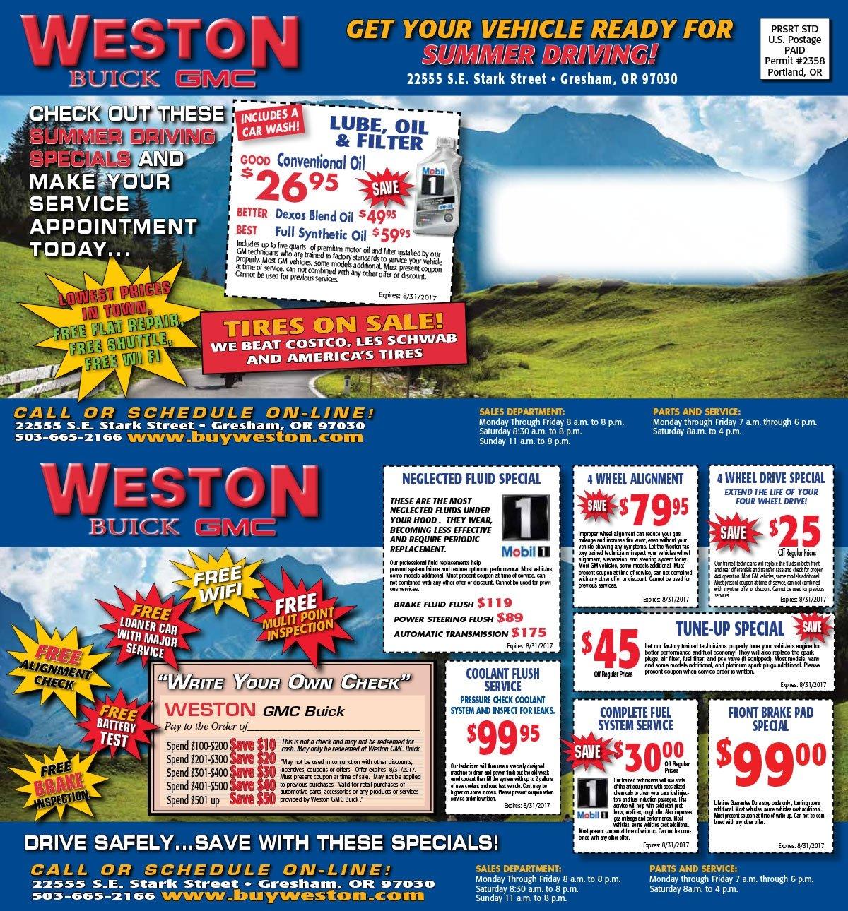 Weston Summer